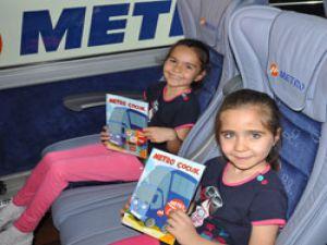 Metro Turizm'den Çocuklara Özel İlgi