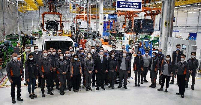 Ford, şarj edilebilir araç tesisini 2022'de devreye alacak