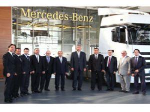Sertel Lojistik, Mercedes-Benz Türk'ten Aldığı 100 Axor 1840 ile Filosunu Gençleştirdi