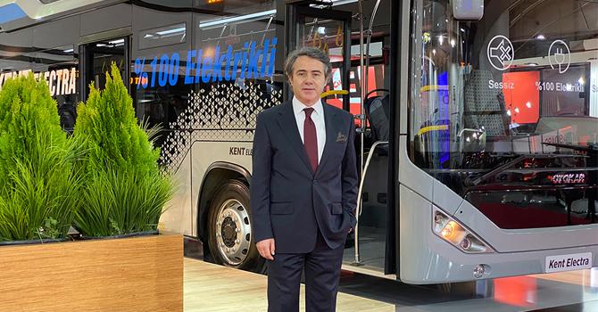 Otokar 12. kez otobüs pazarının lideri oldu
