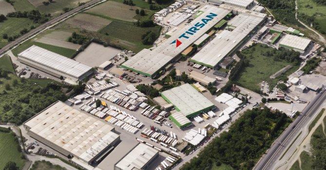 Tırsan, sektörün en büyük 16. ihracatçısı