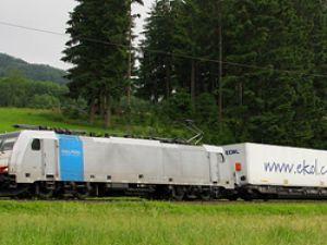 Ekol, Avrupa'nın Gözde Tren İşletmesi RTC'nin Özel Konuğu Oldu