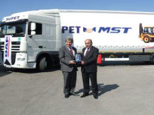 Supet Uluslararası Taşımacılık DAF ve TIRSAN ile Fark Yaratacak