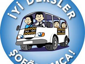 'İyi Dersler Şoför Amca' Projesi ile  11 ilde 6.000 Şoför ve 7.000 Öğrenciye Ulaşılacak