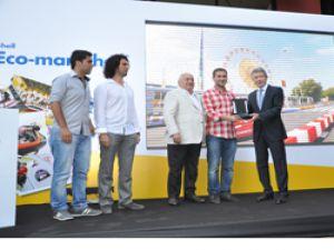 Shell Eco-Marathon Ekibi Özel Kutlamada Buluştu