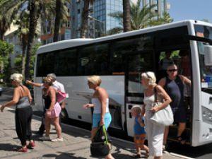 Antalya'da Turizm Taşımacılarını Endişelendiren Tuhaf Uygulama
