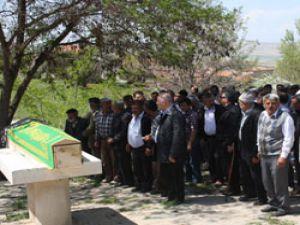 Mustafa Demirbaş kayınvalidesini kaybetti