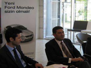 Ford Otosan Genel Müdürü Haydar Yenigün Tuzcular Otomotiv'i ziyaret etti