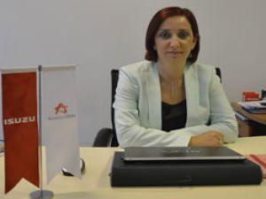 Anadolu Isuzu Bilgi Teknolojileri Müdürlüğü'ne Ebru Kökten Atandı