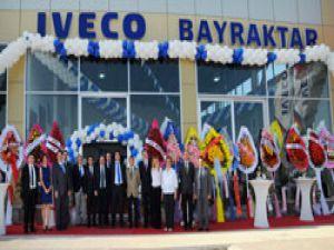 Iveco yeni showroom'unu Sakarya'da Bayraktar Otomotiv ile açtı