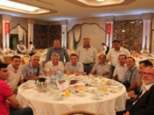 Mavi Marmara AŞ İftarı Yapıldı