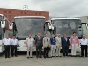 Mercedes Benz Türk, Teslimatları Soluksuz Devam Ediyor