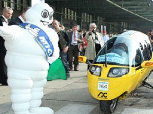 Michelin'den sürdürülebilir enerji