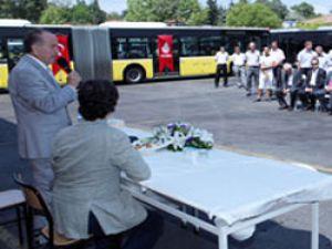 İstanbullulara Uçak Kalitesinde Toplu Taşım Hizmeti