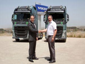 Bekiroğlu Gıda Taşımacılığında Volvo FH'yi Tercih Etti