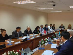 KUKK toplantısında Kazakistan taşımalarındaki sorunu çözüldü