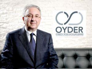 OYDER Başkanlığı'na H.Şükrü Ilısal yeniden seçildi