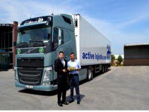 Active Lojistik Filosuna Yeni Volvo FH'lar İle Son Teknolojiyi Getiriyor
