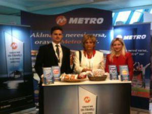 Metro Turizm Ulaştırma, Denizcilik Ve Haberleşme Şurasına Katıldı
