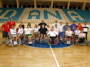 Temsa, Türkiye Bedensel Engelliler Spor Federasyonu'na MD9 LE Otobüs Hibe Etti