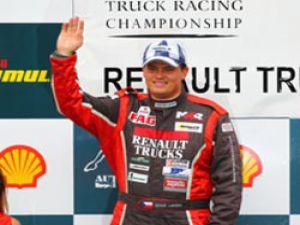 Renault Trucks Başarısını Most'ta da Sürdürdü