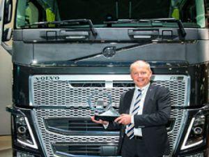 Volvo FH, Yılın Kamyonu Seçildi