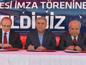 İzmir'e tamamı klimalı, engelli ulaşımına uygun 100 adet otobüs geliyor