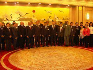 Türkler Çinli yatırımcılarla bir arada