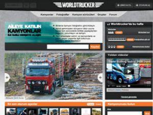 Sürücülerin buluşma noktası Worldtrucker artık Türkçe