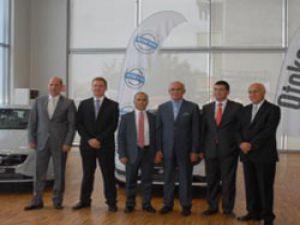 Otokoç Samsun Volvo Tesisi Açılışı Yapıldı