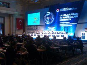 Dünya İş Makinası Devleri Buluşmasına Shell & Turcas'tan Altın Destek