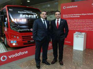 Vodafone Karsan işbirliği üretimde internet ayrıcalığı yarattı