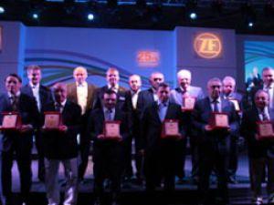 ZF Service Türk, 25. Yılını Düzenlediği Özel Bir Gecede Kutladı
