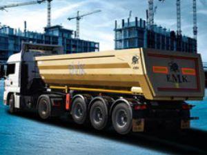 Emk Treyler Yeni Araçlarıyla CNR Expo Arüsder 2013'te Yerini Alacak