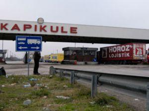 İhracatımız Kapıkule'de Bulgaristan Duvarına Çarptı