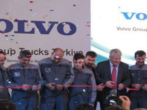 Volvo Group Trucks Hadımköy'deki ilk servisi hizmete girdi
