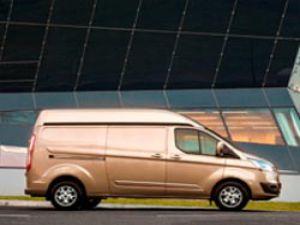 Ford Transıit Custom Ailesine Yeni Bir Üye Daha Eklendi