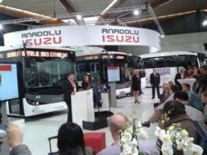 Anadolu Isuzu'dan Busworld Kortrıjk Fuarında Üç Yeni Avrupa Lansmanı