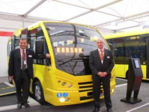 Karsan Yeni Nesil Ürünlerini Busworld Kortrijk Fuar'ında Tanıttı