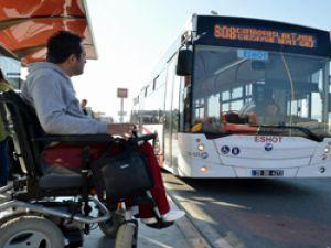 İzmir Büyükşehir Belediyesi 'Engelleri'  Kaldırıyor