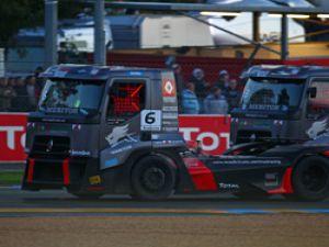 FIA Avrupa Kamyon Yarışları sona erdi