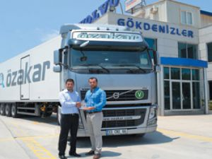 Özakar Taşımacılık Volvo FH siparişinin son 3 adedini de filosuna ekledi