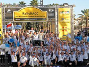 Michelin, İspanya Rallisinde 262'nci Zaferini Kazandı