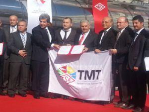 TIRSAN, Ulusal Uygunluk Belgesi'ni teslim aldı