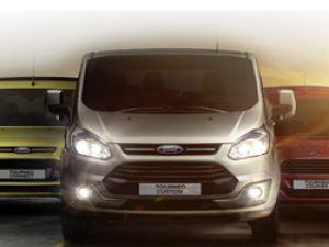 Ford Comvex'te 4 yeni modelini sergileyecek