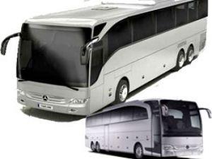 Turizmcinin tercihi değişmedi:''Tourismo ve Travego''