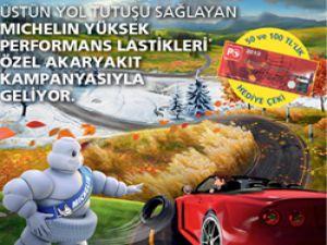 Michelin'in Kampanyası Kazandırıyor