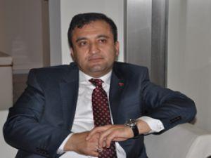 """M. Ali Akçın:""""Karayolu taşımacılığın alternatifi yok"""""""