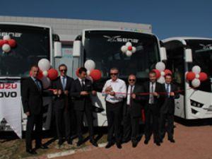 Sena Turizm küçük otobüs alımında Isuzu Novo'yu tercih etti