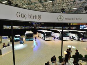 Mercedes Benz Türk, 5. salonda meraklılarını bekliyor